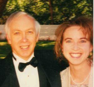 Me & my beloved Dad, 1996