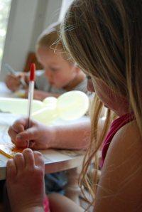 drawing hannah & jack