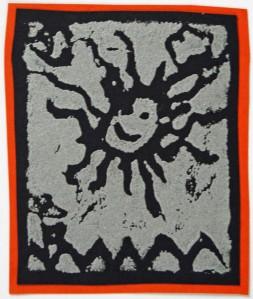 Summer Sun by Hannah, age 7