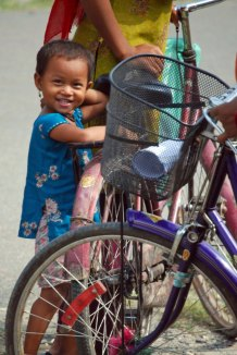 Children in Nepal, 2012. (c) Colleen Briggs