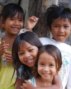 Children in Vietnam, 2011. (c) Colleen Briggs
