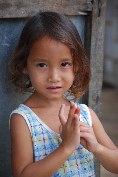Child in Vietnam, 2011. (c) Colleen Briggs