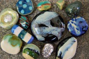 Kazuri beads