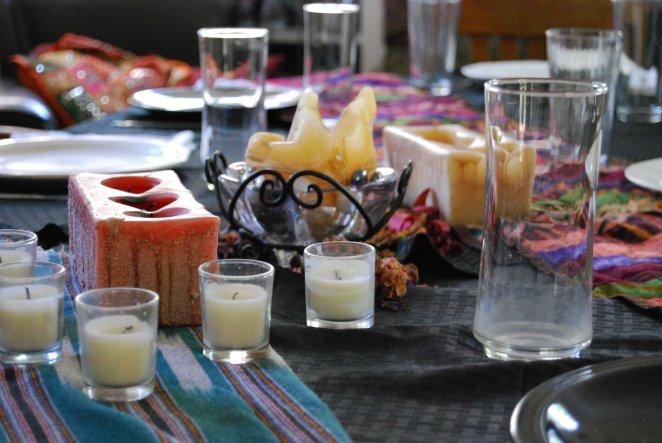 homecoming table