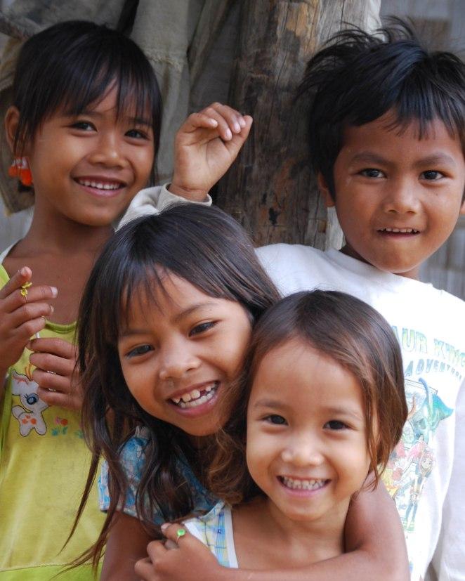 Vietnamese children, 2011 (c) Colleen Briggs