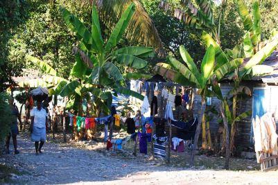 laundry in maissade