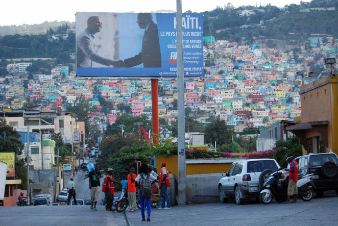 Petionville, Port au Prince; (c) Colleen Briggs 2014