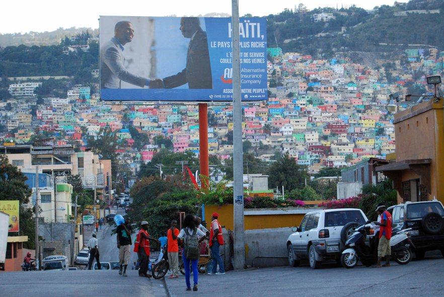 Petionville, Port au Prince; (c) Colleen Briggs 2014