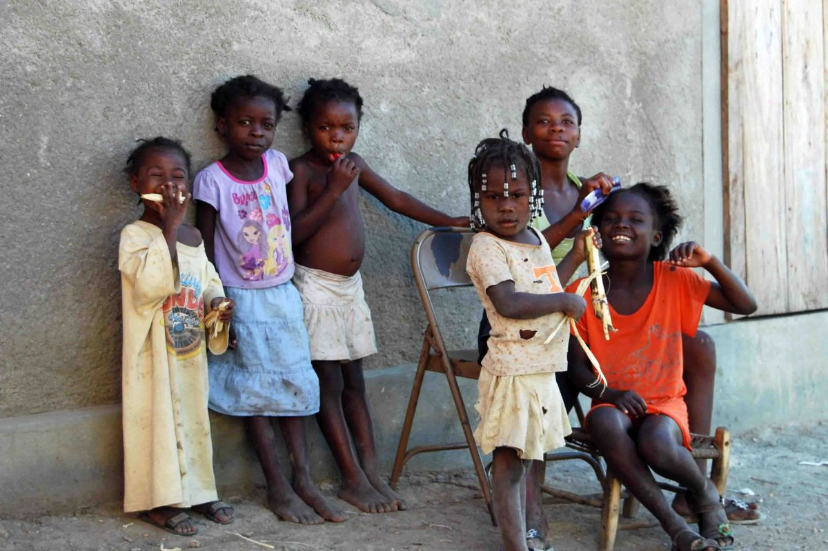 Port au prince divorced singles