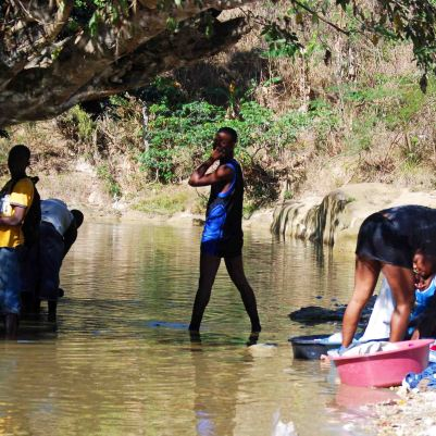 rural water source