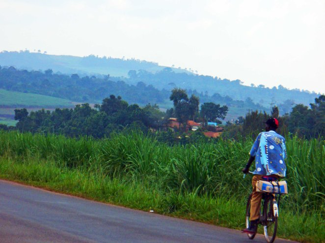 Hills of Uganda, 2007.