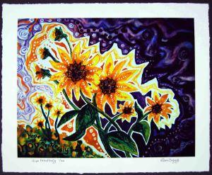 Hope Relentlessly fine art print
