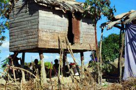 rural haitian home