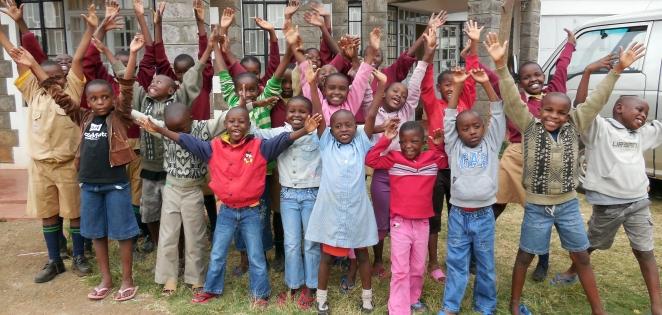 Sanctuary of Hope kids
