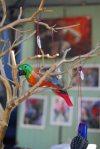 Pamba Toto bird mobile
