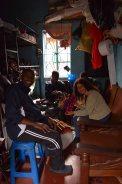 Mwangaza artisan group in Huruma, 2016. (c) Colleen Briggs