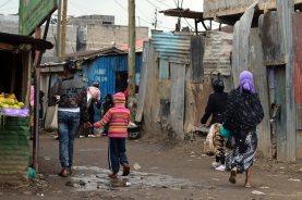 Huruma slum, 2016. (c) Colleen Briggs