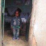 sq victor at his home in mathare