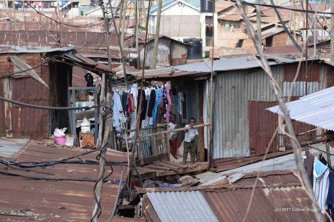 Kibera, 2017