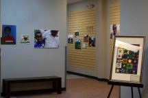 """Sanctuary of Hope: including """"Shine Like Stars' painting by all the SoH kids"""